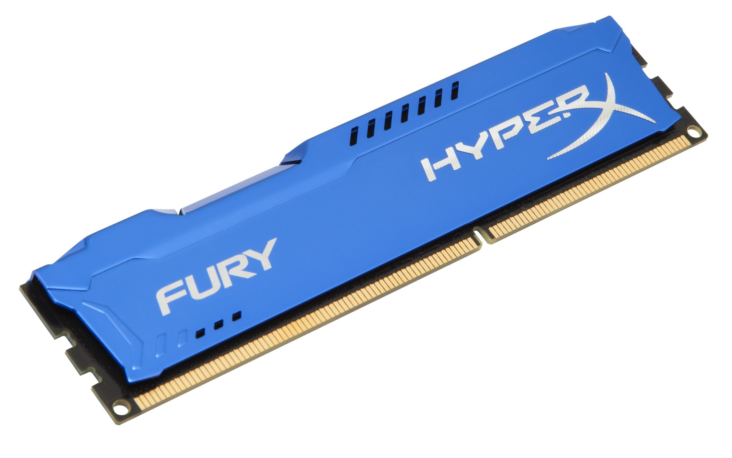 Memória Kingston HyperX FURY 8GB 1600Mhz DDR3 CL10  - HX316C10FB/8