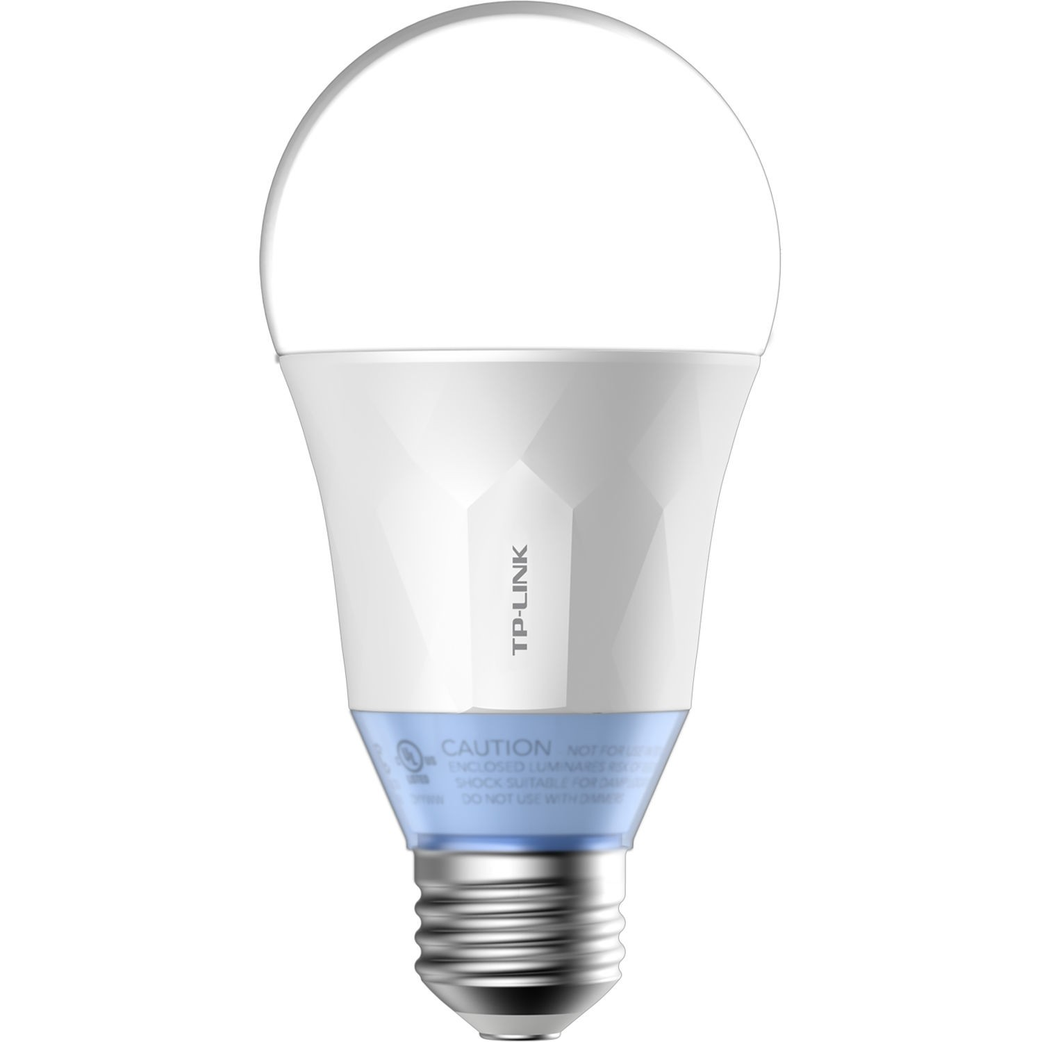 Lampada Led Com Luz Regulável Tp-link Smart Wi-fi Lb120 220v