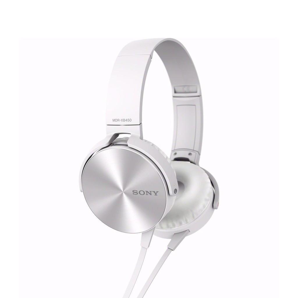 Fone de ouvido Sony Slim Stereo MDR-XB6100