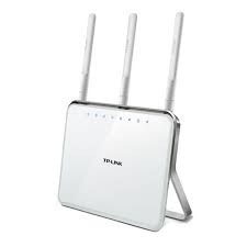 Roteador Wireless - Tp-Link Dual-Band Ac1900 - Branco - Archer C9
