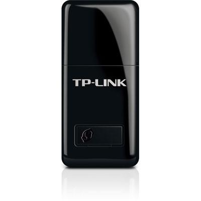 Adaptador wireless N 300 mbps usb Mini TL-WN823N Tp Link