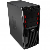 Gabinete C3 Tech GAME MT-G60 BK sem Fonte C3T