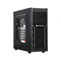 Gabinete Cougar Solution 2 Black Window