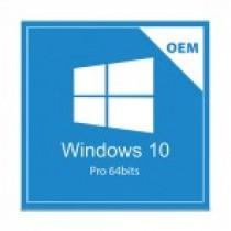 Microsoft Windows 10 Professional 64 Bits - OEM