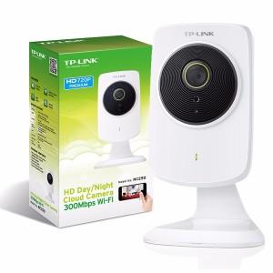 Camera Tp-link Nc250 Cloud 300mbps Wifi (h.264)