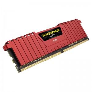 Memória Corsair Vengeance LPX 8GB 2400Mhz DDR4 C16  - CMK8GX4M1A2400C16