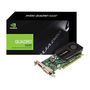 Placa de vídeo VGA PNY Nvidia Quadro K600 1GB DDR3 128-Bit PCI-Express 2.0 x16